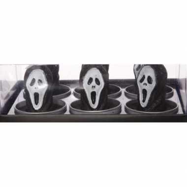 Halloween theelichtjes Scream